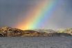 Regenbogen in Haugatun