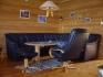 Ferienhaus 1 und 2 Frosta Schlafzimmer Wohnzimmer