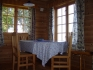Ferienhaus 3 in Frosta Esstisch