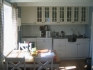 Haus Tømmervika Küche