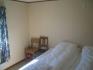 Haus Tømmervika Schlafzimmer