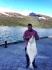 Heilbuttangeln am Lyngenfjord