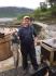 Helgeland Fjordferie großer Steinbeisser
