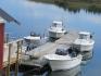 Bootsflotte in Hestøysund