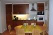 Hindrum Ferienhaus Nr. 1 Küche mit Essbereich