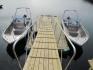 Angelboote in Vega