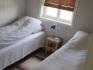 Schlafzimmer mit Einzelbetten Igerøy