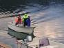 Einfahrt Bootssteg