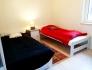 Rotsund Seafishing kleines Appartement: Schlafzimmer im EG