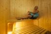 Rotsund Seafishing kleines Appartement: Sauna