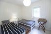 Rotsund Seafishing kleines Appartement: Schlafzimmer