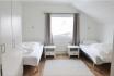 Korsfjord geräumiges Schlafzimmer top Ferienhaus