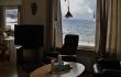 Korsfjorden Wohnzimmer mit Meerblick inklusive