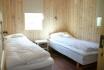 Koppangen Ferienappartement Nr. 3 und 4. Schlafzimmer