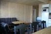 Koppangen Ferienappartement Nr. 3 und 4. offene Wohnküche