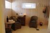 tolle Sauna zum Relaxen