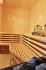 Sauna zum Relaxen nach dem Angeln