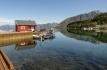 Kvitnesvagen Grillhaus und Bootsteg