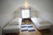 Hemns mit zwei Einzelbetten