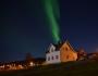 Larseng Kyst grosses Haus Nordlicht