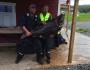 41kg Heilbutt aus Larseng Kystferie