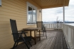 Ferienhaus Nr. 1: Terrasse zum Chillen