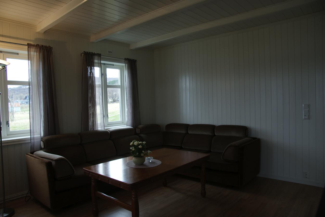 haus wohnzimmer oben:Angelreisen nach Nordnorwegen Region Alta, Tromsø und Evenes