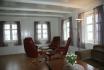 Larseng Kystferie Haus 2: heller Wohnbereich