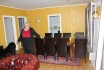 Lauksletta Appartement 1: großer Esstisch