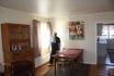Lauksletta Appartement 2: Essbereich