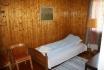 Lauksletta Appartement 2: Schlafzimmer