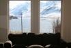 Lauksundet: Blick auf den Fjord