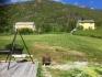 Lavan neues Haus links und altes Haus rechts
