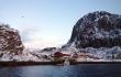 Lofotbrygga Brettesnes Skrei angeln Vestfjord