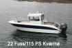 Kabinenboot Leka Brygge