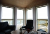 Panoramafenster ermöglichen einen super Ausblick
