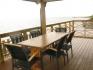 große Terrasse für entspannte Stunden