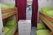 Schlafzimmer mit Stockbetten