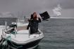 Skrei angeln heisst auch Schnee schippen in Loppa Havfiske