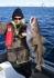 30 Pfund Dorsch Loppa Havfiske