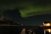 Loppa Havfiske im Nordlicht