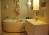 Ferienhaus Loppa Haugen: Badezimmer