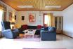 Ferienhaus Loppa Haugen: schönes Wohnzimmer
