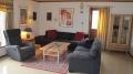 Ferienhaus Loppa Haugen: Couchecke
