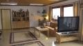 Ferienhaus Loppa Haugen: großes Wohnzimmer
