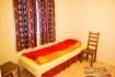 Loppa Havfiske - einer der zwei Schlafzimmer mit Einzelbetten
