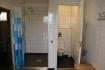 Lyngsalpan Cruise Lodge Dusche-WC bei der Sauna
