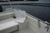 hochbordiges Angelboot