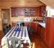 Appartement mit Küche und Eßbereich