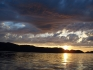 Abendstimmung in Namsenfjord